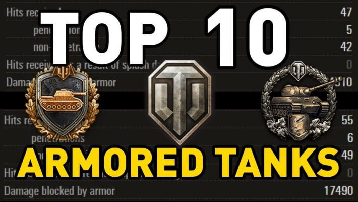 Top 10 Armored Tanks Of 2017 Quickybaby Hokx World Of Tanks Wot Reviews Bonus Codes